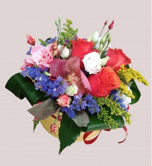 Aranjament flori naturale